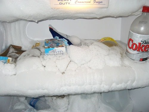 How To Defrost A refrigerator In Your House