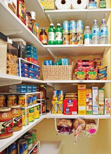 Ideas And Opinions On How To Organize Your Pantry. refers to coordinating the activities in a room where beverages, food, and sometimes dishes are store