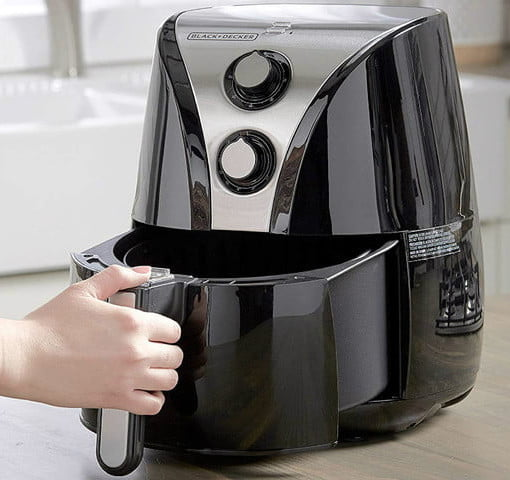 How To Clean An Air Fryer In Your Home