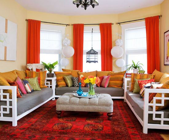 Beautiful Inspiration Of Colors That Go With Yellow