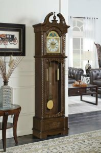 Tips for Moving a Grandfather Clock to a New Location are things to consider before moving a very valuable item like a grandfather clock. There's a lot to think about if you're the proud owner of a grandfather clock and want to move it to a different location. Moving an expensive item like a grandfather clock entails hazards, and you must be certain that you understand what you're doing before proceeding. You should already know where the clock will go, and the area should be removed from any furniture that might get in the way.