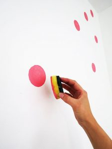 Top 10 Decorative Painting Techniques for 2021 Everyone is familiar with polka dots. Polka dots are a fantastic way to add some glam to your interiors, especially if you aren't a DIY fan but still want to update your space on your own. This ornamental painting method is the simplest of the three, yet it can nonetheless instantly transform a room. We keep these in the kids' room because they add a touch of playfulness.